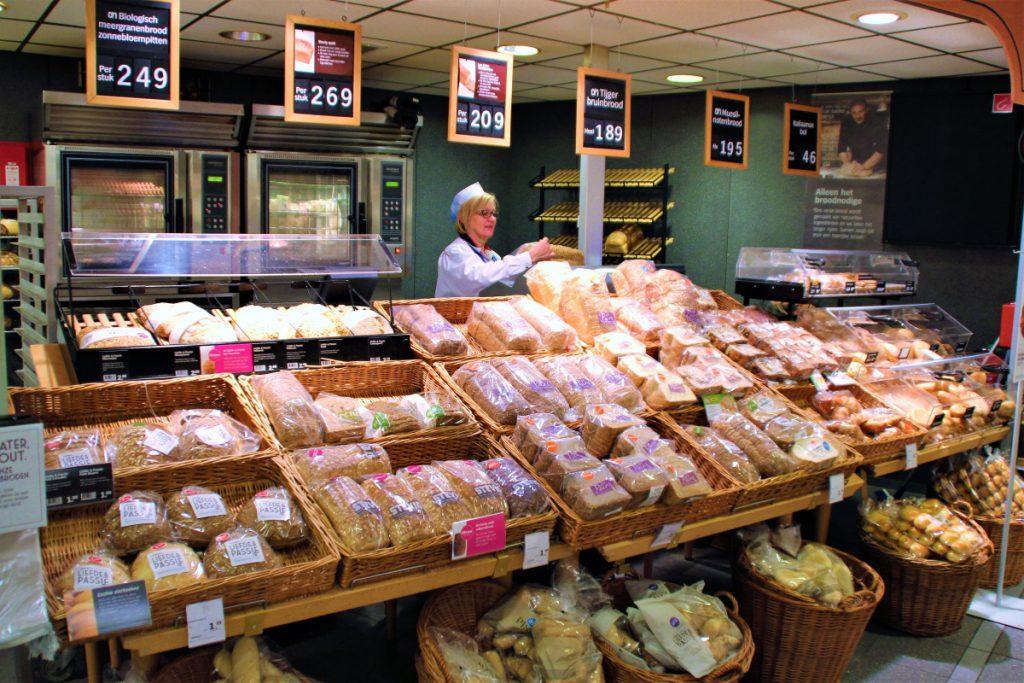 AH Koudekerk, uw adres voor dagelijks vers afgebakken brood